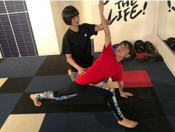 ジ アンサー(THE ANSWER)/体軸トレーニング