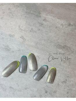 クリアヴィラ(clear villa)/定額Bコース¥7590