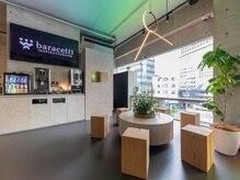 バラセッティ(baracetti)の雰囲気(トレーニング後にくつろげるカフェ完備♪会員様はドリンク無料◎)