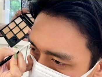 アイブロー ラボ ソワン バイ カズコ アラカワ(soin)/メンズも眉を整えて清潔感を