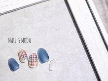 ネイルズ モダ(NAIL'S MODA)/8月の新作1/リラクスチェック