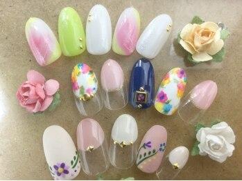 ネイルサロン デュエット(nail salon Duet)(東京都武蔵野市)
