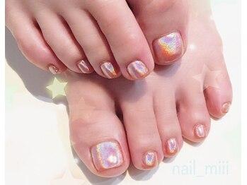 nail miii & eyelush【ネイルミーアンドアイラッシュ】(hair+resort valentine)_デザイン_01