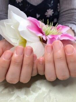 ネイルサロン ミオンの写真/【深爪・巻き爪・ネイルのモチが悪い等…】お客様1人1人の本来の爪の美しさを♪何でもご相談下さい。