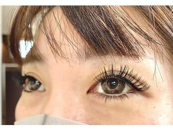 パールアイラッシュ(Pearl eye lash)/Cカール真ん中13、目尻12