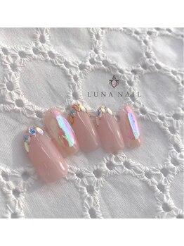 ルナ ネイル(LUNA NAIL)/うるうるネイル