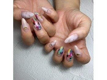 ネイルソワン フットアンドハンド(nail soin foot&hand)(大分県大分市)