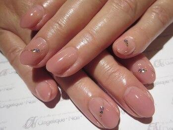 アンジェリーク ネイル(angelique nail)/ジェルネイルan-45☆¥8,640