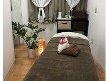 アルカンジュ(Archange)の雰囲気(完全個室だからこそ、ゆったり落ち着いて施術が受けられます!)