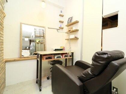 room hair f 上本町店 Nail&Eye 【ルームヘアーフォルテ】(心斎橋・天王寺・難波/まつげ)の写真