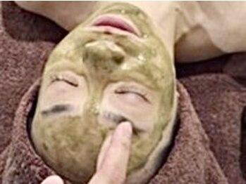 トリプルシー(C.C.C)の写真/エイジングケアに◎【再生美顔】ヒト幹細胞導入ハーブピーリング1gプラチナコース90分¥12000素肌美人へ♪
