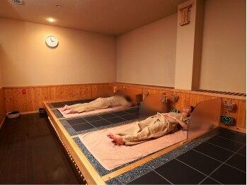 岩盤浴 玉の癒(滋賀県近江八幡市)