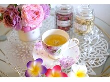 エビアス エステサロン(EBIAS)の雰囲気(施術後には、本場の花茶をご用意☆中身から健康的な美しさに♪)