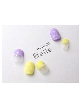 アトリエ ベル(atelier Belle)/レモンとブドウの味*