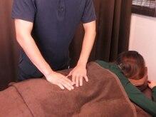 ボディメンテナンスルーム ルアナ(Luana)の雰囲気(慢性的な痛み[肩こり/腰痛]放置せずにご相談下さい◎)