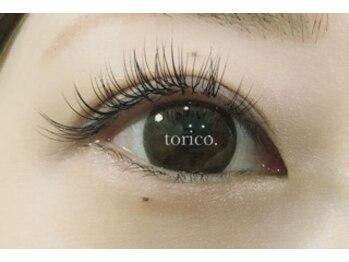 トリコ(torico.)の写真/〔当日予約OK〕デザインはもちろん長さ・カール・太さ自分に合ったものを♪特殊カールやカラーエクステも☆