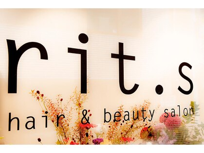 リッツヘアアンドビューティーサロン(rit.s hair&beauty salon)の写真