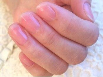 ネイルアンドスクール サロンドラリュール(Nail&School Salon de L'Allure)の写真/装飾だけがネイルではありません!!基盤となる、健康的な自爪づくり♪豊富なケアメニューで爪のお悩み解消!!