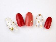 レイ ネイルアンドセレクトショップ(Lei Nail&Selectshop)/ニュアンスドット[パラジェル有]