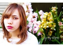 Lily by mm