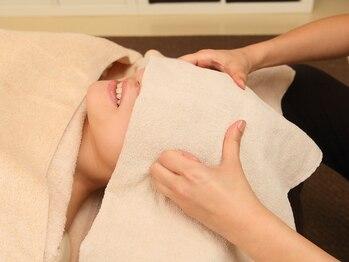 ボディケアとリフレクソロジーのお店 ラウラ(Laula)の写真/スマホやパソコンの使い過ぎによる疲れ目に!!眼精疲労の原因を根本から改善し頭痛緩和&視界良好◎