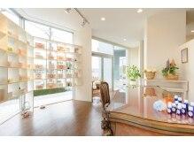 エステティックサロン ピュルテ つくば店の雰囲気(美と癒しを空間でも堪能頂けます)