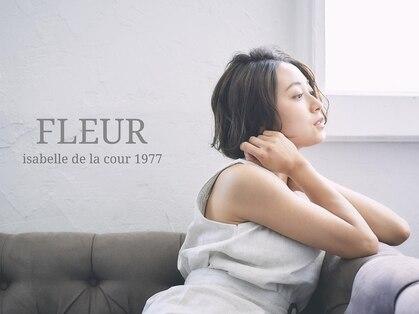 フルール イザベル デ ラ クール(FLEUR isabelle de la cour 1977)の写真