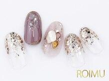 ロイム(ROIMU)/ラメ シェルネイル