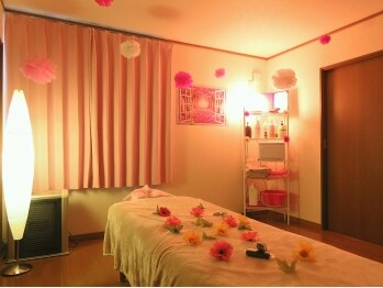リラクゼーションサロン ピンク(pink)(北海道旭川市)