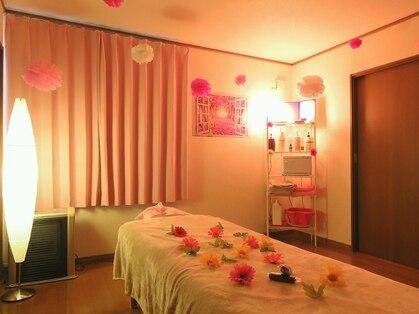 リラクゼーションサロン ピンク(pink)