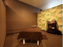 リラクゼーションガーデン バリ 前橋店(BALI)の雰囲気(施術スペース☆半個室なので隣のお客様を気にせずリラックス♪)