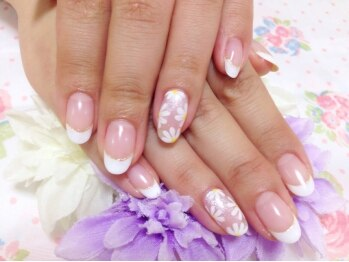 Nailsalon Rosy_デザイン_02