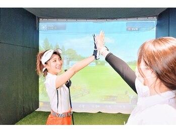 チキンゴルフ 新宿店(Chicken Golf)の写真/業界初!通い放題★お仕事で忙しい時でもいつでも何度でも♪