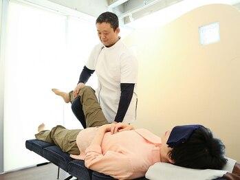 カイロ鉄庵 くろがねあん 武蔵小杉院の写真/根本改善を目指したい方へ☆姿勢や骨盤の矯正で身体を本来の状態へ!慢性化しているコリやつらさとお別れ♪