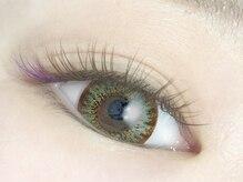 アイラッシュサロン ルル(Eyelash Salon LULU)/ポイントカラー