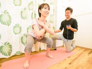 美骨小顔整体サロン ハタモ(HATAMO)/30分パーソナルトレーニング