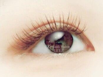 アイラッシュサロン ルル(Eyelash Salon LULU)/チェリーブラウンmix