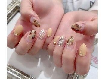 モモネイル(momo nail)/デザイン