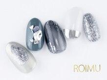 ロイム(ROIMU)/グレージュネイル