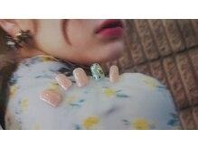 アース コアフュールボーテ 新潟紫竹山店(EARTH coiffure beaute)/アートシンプルデザイン¥6900
