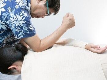 ボディケア オーシャン(BODYCARE OCEAN)の写真/【初回¥500オフ★全身ボディケア60分¥3800】日々ご活躍の貴方へ。熟練セラピストの手技で心にも癒しを♪