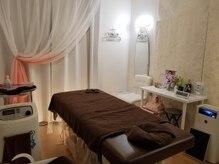 エステアンドブライダルサロン ビアンカ(美愛華)の雰囲気(完全個室の贅沢なプライベート空間♪)