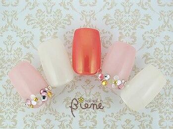 ネイルサロン ビーネ(nail salon Biene)/18年2月のおすすめコース-10