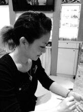 ラグジュアリーネイルサロン ブレス 仙台パルコ店(Luxury Nail Salon BLESS)ゆっきー ☆