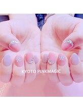 ピンクマジック(PINKMAGIC)/冬ネイル