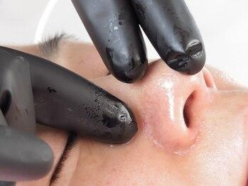 ビューティーセラピーマジック 自由が丘店(Beauty Therapy Magic)の写真/【毛穴の汚れやざらつき黒詰まりもスッキリ♪】お肌の代謝を促進!周りと差のつく、毛穴レスなお肌に!