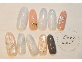 ラブネイル(LOVE NAIL)/定額9000円(x