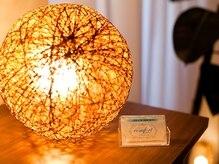 ボディケア コンフォート リラクゼーション(comfort)の雰囲気(間接照明がほのかに照らす、落ち着いた空間。)