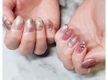 ネイルサロンブラン(nail salon BLANC)/インスタ人気スターギャラクシー