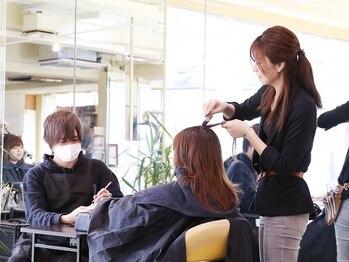 アームスヘアー(arm's hair)(埼玉県所沢市)
